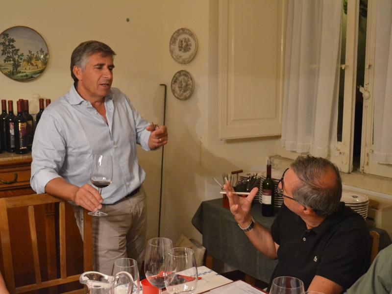 nero di troia press tour 2012