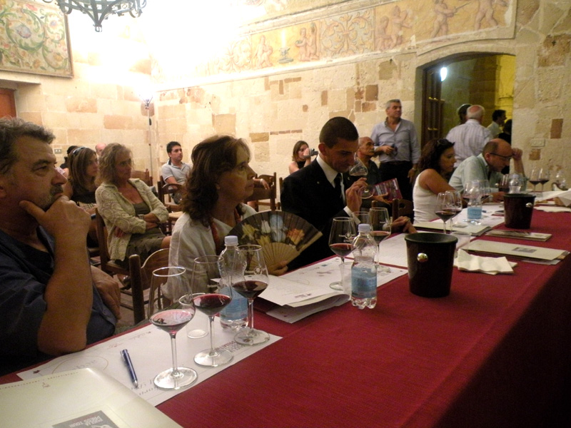 primitivo press tour 2011