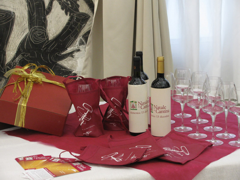 natale in cantina 2009