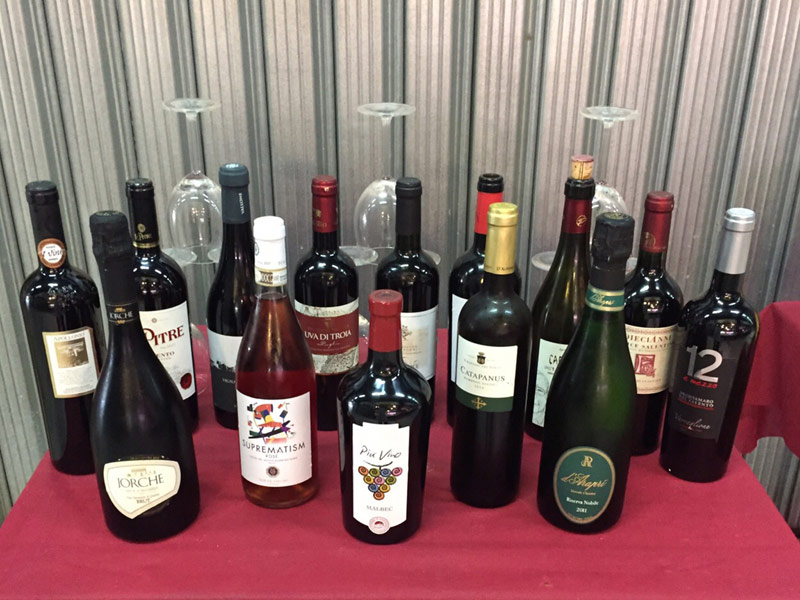 top wine roadshow